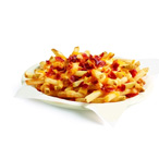 Friends Pizza Bacon Cheese Fries